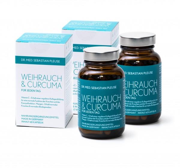 Weihrauch & Curcuma DOPPELPACK