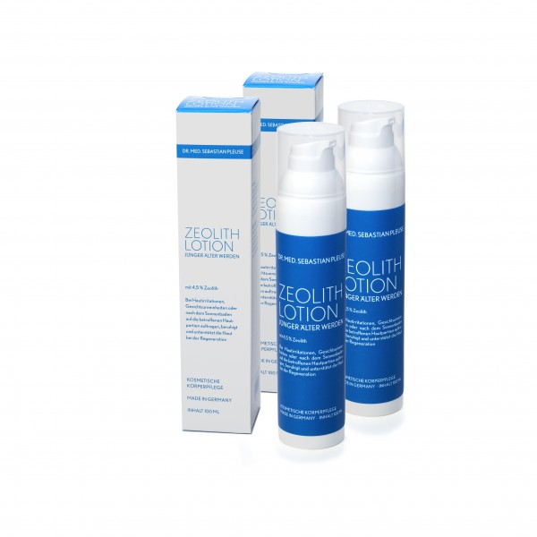 Zeolith Lotion DOPPELPACK