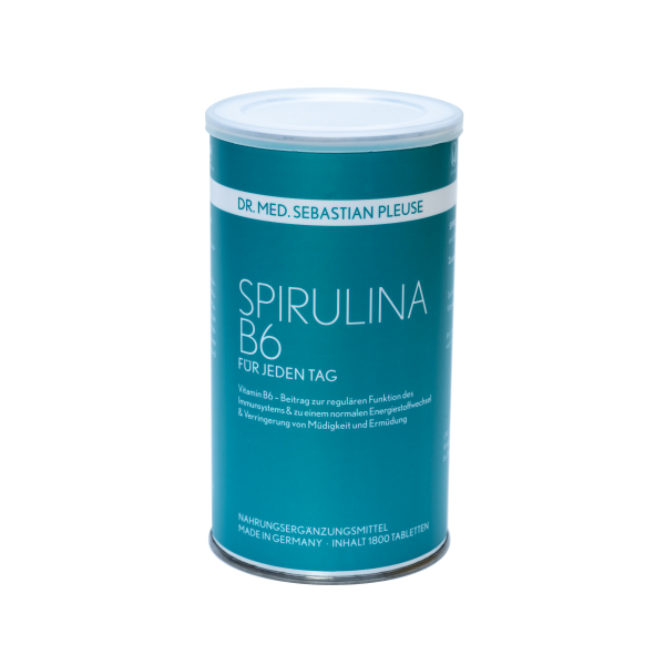 Spirulina B6 1.800 Presslinge