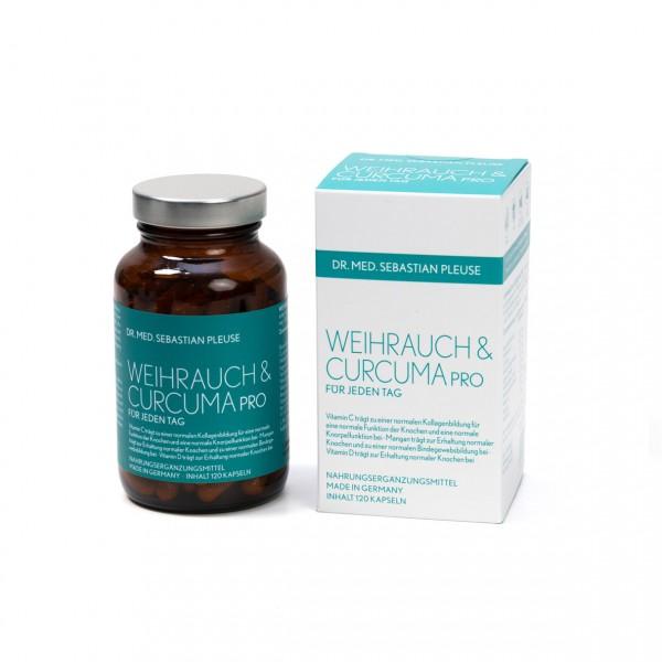 Weihrauch & Curcuma Pro 120