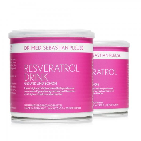 Resveratrol Drink DOPPELPACK