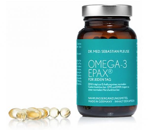 Omega-3 EPAX (2 Monate)