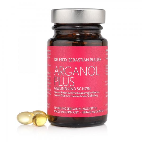 Arganöl Plus (1 Monat, MHD naht)