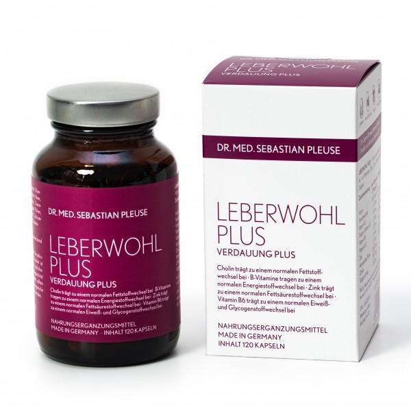 Leberwohl Plus MAXIPACK