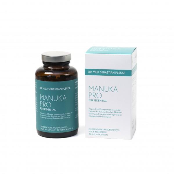 Manuka Pro MEGAPACK (3 Monate)