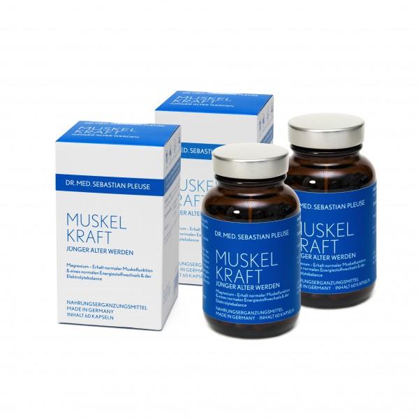 Muskelkraft DOPPELPACK (2 Monate)