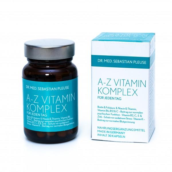 A - Z Vitamin Komplex