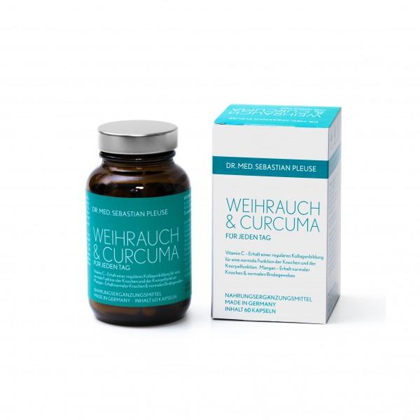 Weihrauch & Curcuma (1 Monat)