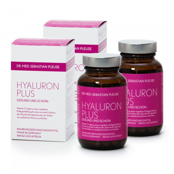 Hyaluron Plus DOPPELPACK