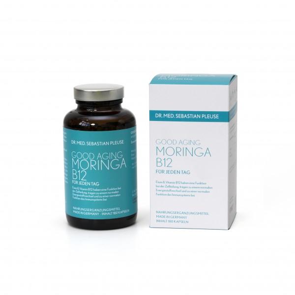 Good Aging Moringa B12 - MEGAPACK (3 Monate)