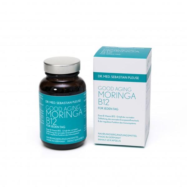 Good Aging Moringa B12 MAXIPACK (2 Monate)