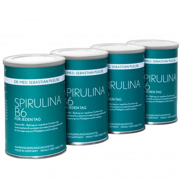 Spirulina B6 5.400 Presslinge - JAHRESVORRAT
