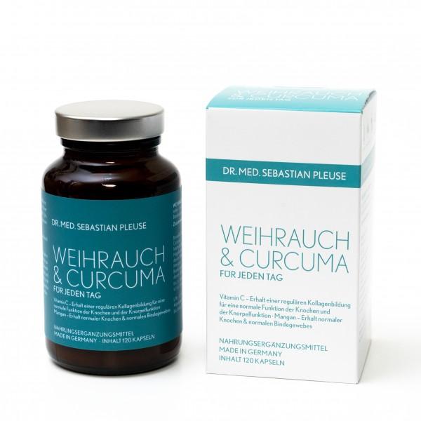 Weihrauch & Curcuma MAXIPACK