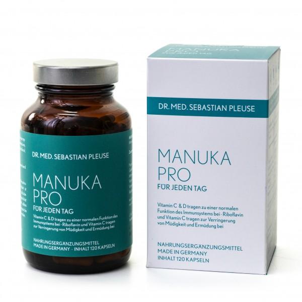 Manuka Pro MAXIPACK (2 Monate)