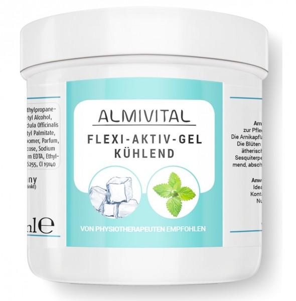 Almivital Flexi-Aktiv-Gel kühlend