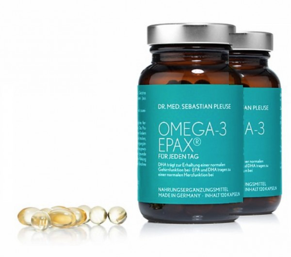 Omega-3 EPAX DOPPELPACK
